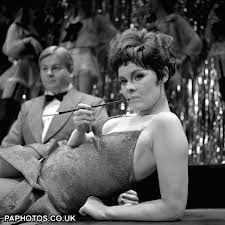 Judi Dench as Sally, London, 1968