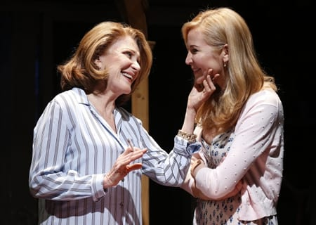 Linda Lavin and Jennifer Westfeldt (Photo: Carol Rosegg)