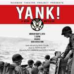 Rainbow Theatre stages free concert version of Yank! the musical tonight