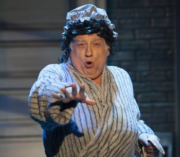 Ed Dixon as Irish Landlady