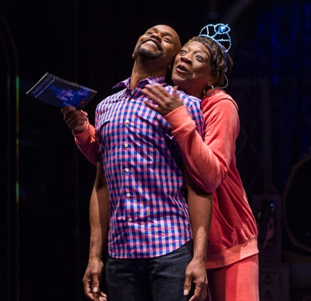 Forrest McClendon and Stephanie Berry (Photo: Richard Anderson)
