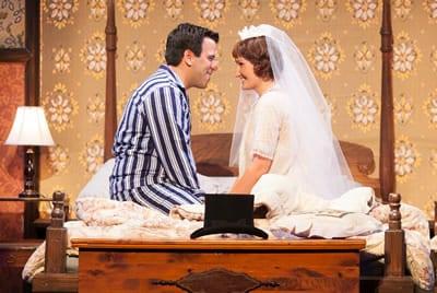Craig Laurie and Daniella Dalli.  (Photo: Nancy Anderson Cordell)