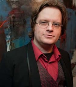 Randy Baker, Co-Artistic Director of Rorschach Theatrre