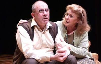 Rick Foucheux and Carol May Jenkins