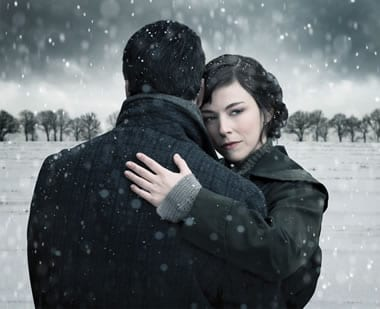 La boheme poster from Washington National Opera