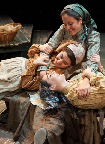 Fiddler On The Roof At Arena Stage Dc Theatre Scene
