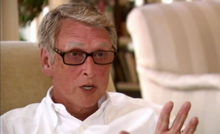 Mike Nichols (photo courtesy of PBS)