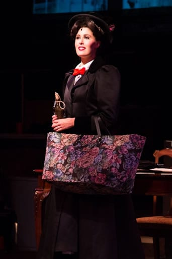 Practically Perfect (in every way) Maura Hogan as Mary Poppins (Photo: Kirstine Christiansen)