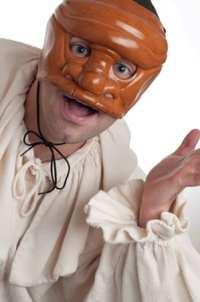 Matthew R. Wilson as Bragatino (Photo: Clinton Brandenhagen)