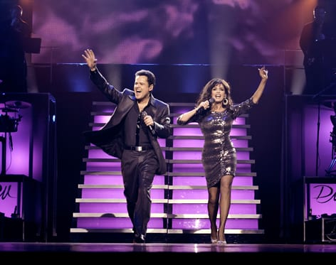 Donny and Marie Osmond: Donny & Marie, Christmas at the National (Photo: Jeremy Deputat)
