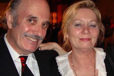 Robert McNamara and Gabriele Jakobi