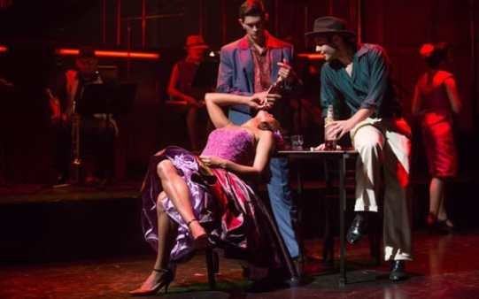 Tectonic Theater Project's production of Carmen: An Afro-Cuban Jazz Musical