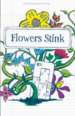 flowers stink logo