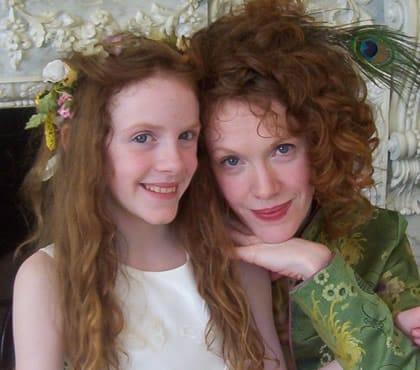 Madeleine Daly & Madeleine Potter 2005.