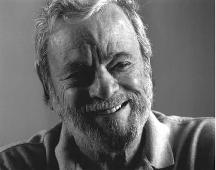 Stephen Sondheim (Permission granted by photographer Jerry Jackson)