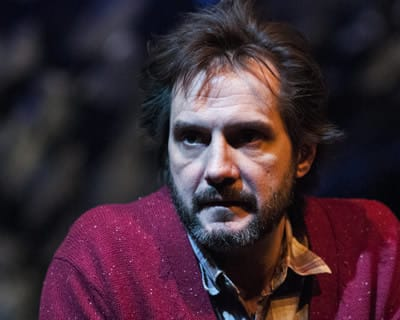 Ray Ficca as Robert in Proof at 1st Stage. (Photo: Teresa Castracane)