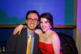 Danny Cackley and Jenna Berk