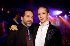 Matthew Pauli and Gwen Grastorf