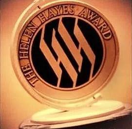 helen hayes award