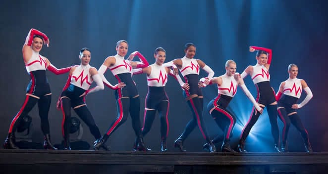 The Rockettes in New York Summer Spectacular