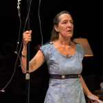 Deb Margolin's 8 Stops at Unexpected Stage (review)