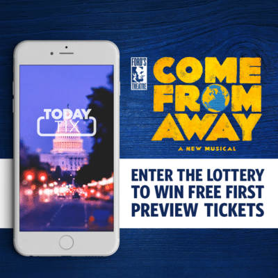 Facebook-Come-From-Away-Free-Preview-Lottery