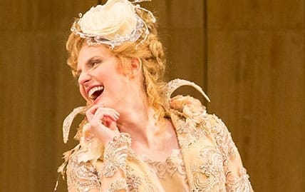 The Marriage of Figaro, National Opera's season opener. Click for tickets