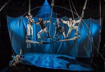 The Lookingglass cast of Moby Dick (Photo: Liz Lauren)