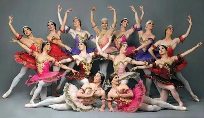 Les Ballets Trocadero de Monte Carlo