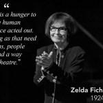 Remembering Zelda Fichandler's Arena Stage