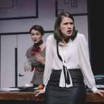 Theresa Rebeck's What We're Up Against at Keegan (review)