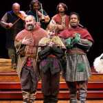 The Second Shepherd's Play from Folger Consort (review)