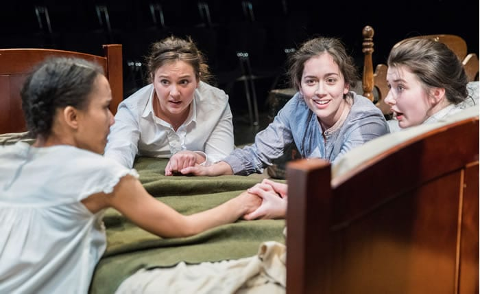 What Every Girl Should Know at Forum Theatre (review)