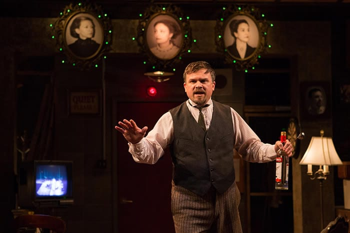 No Sisters, Posner's real-time riff on Chekhov's Three Sisters at Studio Theatre (review)