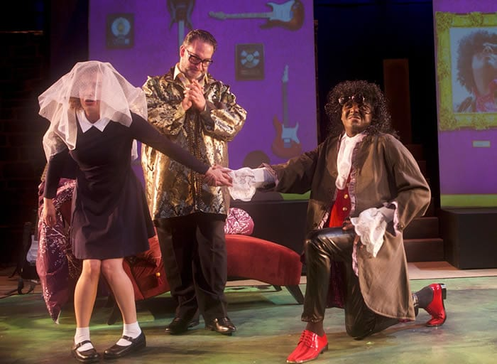 In Series stages an inspired update of Don Pasquale (review)