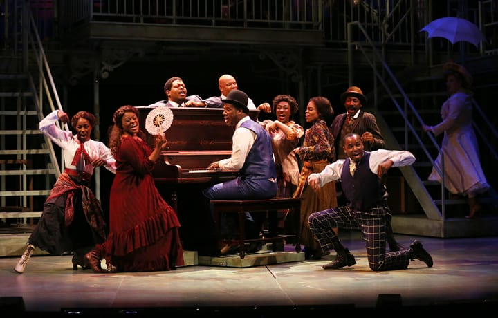 A deeply moving Ragtime at Ford's Theatre (review)