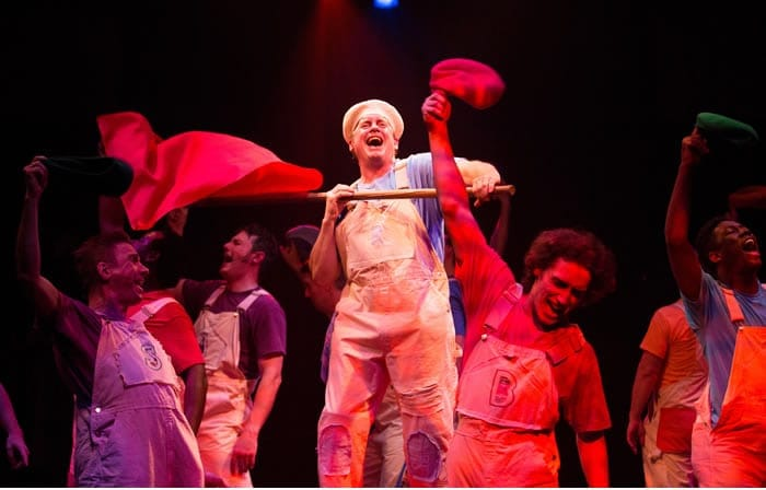 Joseph and the Amazing Technicolor Dreamcoat at Toby's (review)