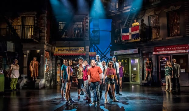 In the Heights at Olney Theatre Center (review)