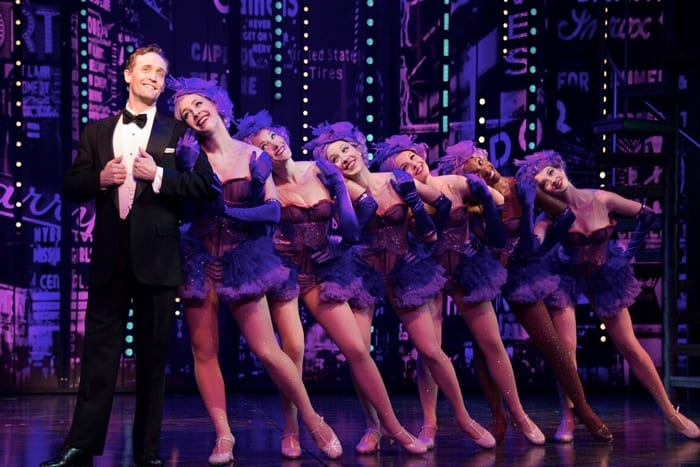 Crazy for You review. Gershwin. Tap. Who can ask for anything more?