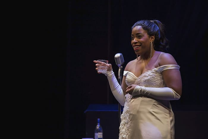 Lady Day at Emerson's Bar and Grill at Rep Stage (review)