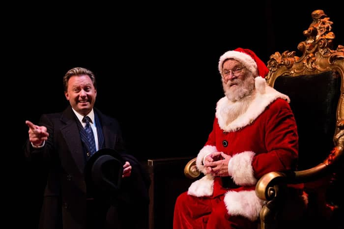 Miracle on 34th Street: The Musical (review)