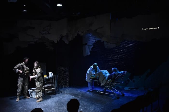 Soldier Poet, an on-the-ground view of the war in Aleppo (review)
