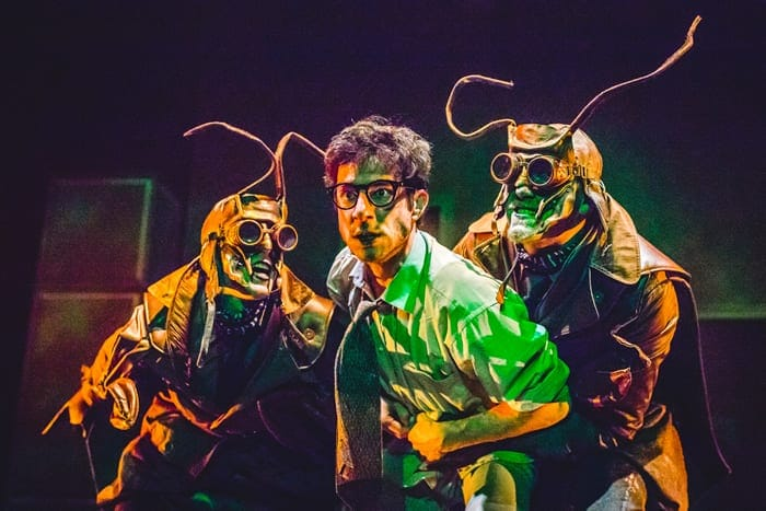 Franz Kafka's The Trial at Synetic Theater (review)
