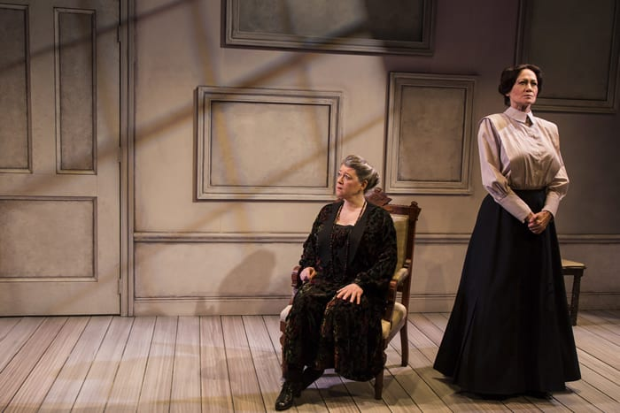 All She Must Possess. Matisse, Gertrude Stein and the Cone sisters at Rep Stage (review)