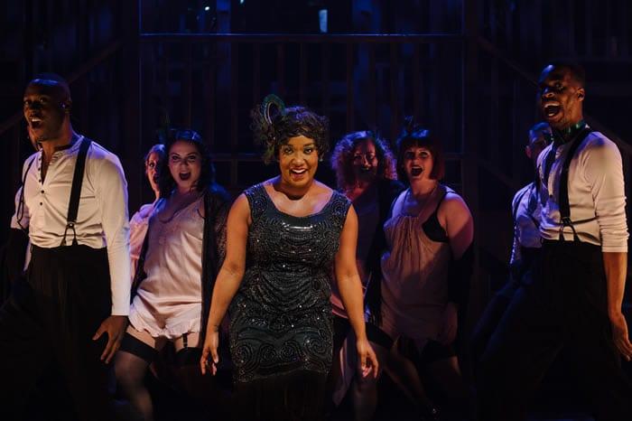 Review:  Chicago at Keegan Theatre's got that razzle dazzle