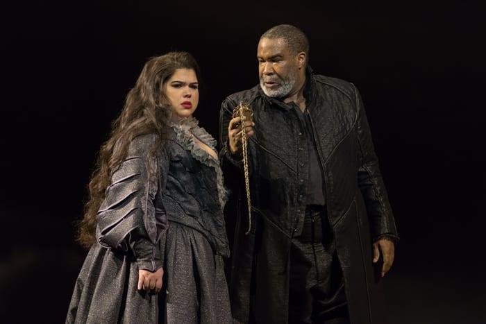 Washington National Opera stages Verdi's greatest opera Don Carlo(review)