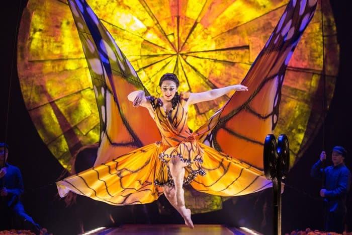 Review: Cirque du Soleil's Luzia