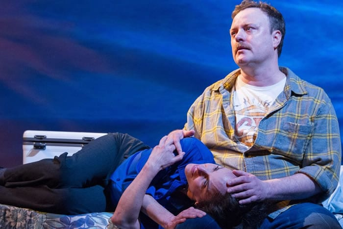 Review: Against a backdrop of a medical scandal, Theater J's Roz and Ray is surprisingly uplifting