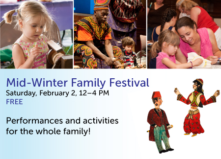 Free Mid Winter Family Festival Today At The Textile