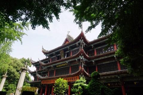 wenshu monastery 3